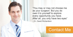 Dr. David Richardson - Glaucoma Surgeon, Canalopasty Surgeon