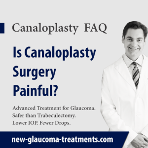Is Canaloplasty Surgery Painful
