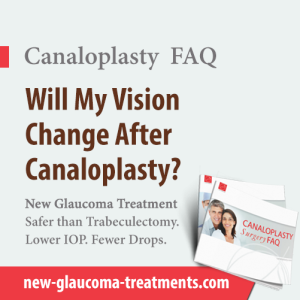 Will My Vision Change After Canaloplasty