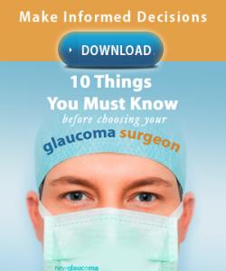 Glaucoma Specialist. Glaucoma Surgeon.