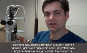 Canaloplasty FAQ