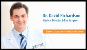 new glaucoma treatment