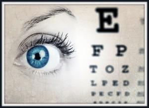 Routine Eye Test