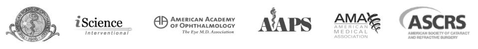 New Glaucoma Treatments Affiliations