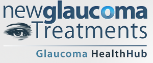 New Glaucoma Treatment Logo