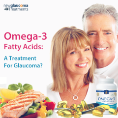 Omega-3 Fatty Acids In The Treatment Of Glaucoma