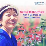 Is Salvia Miltiorrhiza (Dan Shen) Effective In The Treatment of Glaucoma?