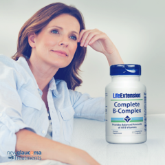 B Vitamins And Their Role In The Treatment Of Glaucoma