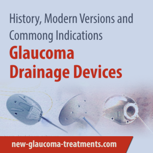 Glaucoma Drainage Devices