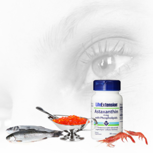 Astaxanthin in the Treatment of Glaucoma_New Glaucoma Treatment