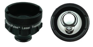 NEW MicroPulse™ Laser Trabeculoplasty (MLT) Lens