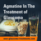 Agmatine And It's Potential Role In The Treatment Of Glaucoma