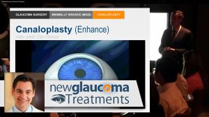 Canaloplasty Minimally Invasive Glaucoma Surgery