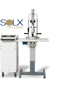 The SOLX 790 Laser Image Titanium + Sapphire: Great for Jewelry & Glaucoma