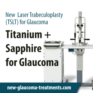 Titanium-Sapphire Laser Trabeculoplasty (TSLT)
