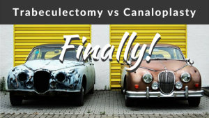 Trabeculectomy versus canaloplasty (TVC study) (2)