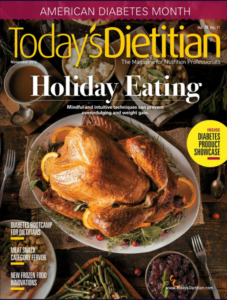 Today's Dietitian magazine