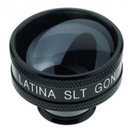 Photo 1 of 2 - Ocular Latina SLT Gonio Laser with Flange http://www.ocularinc.com