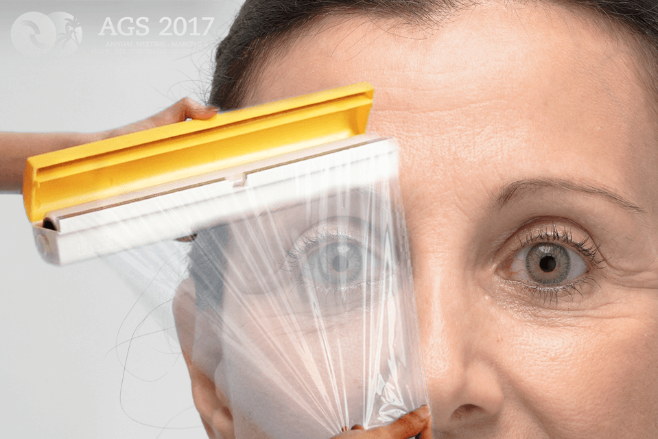 What Does Cellophane Have to do with Glaucoma
