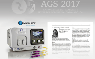 Micropulse Transscleral Cyclophotocoagulation (MP3) as a Treatment of Advanced Glaucoma