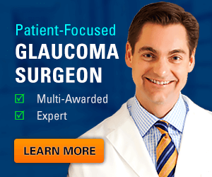 Patient-focused Glaucoma Surgeon