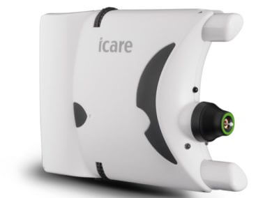 Icare HOME IOP Self Monitoring 2