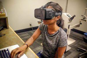 Oculus Rift virtual reality device Tulane researchers