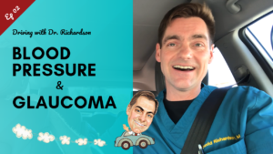 Blood Pressure and Glaucoma_Driving with Dr David Richardson