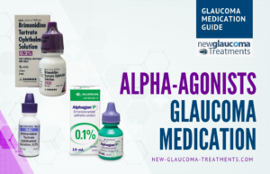 Medical Therapy for Glaucoma Alpha Agonists Med