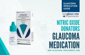 Medical Therapy for Glaucoma Nitric Oxide Donators