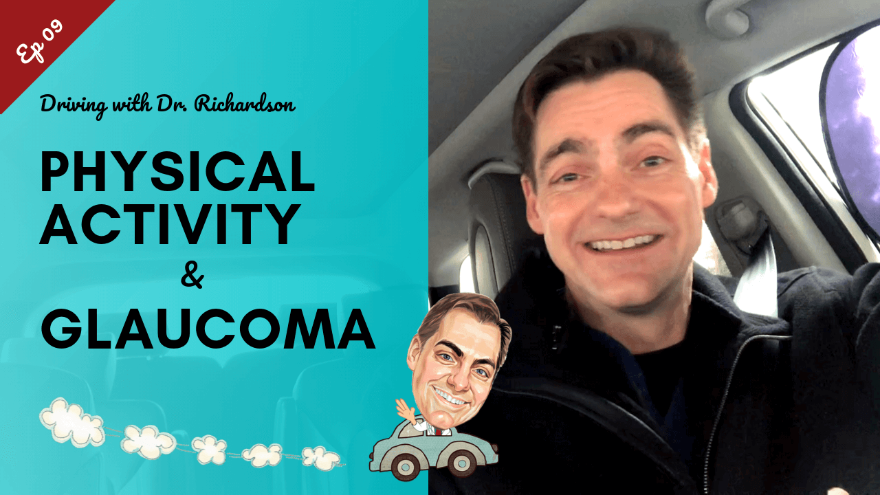 Physical Activity and Glaucoma 2