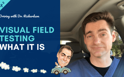 Visual Field Testing – What It Is | Driving with Dr. David Richardson – Series 2 Ep 02