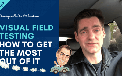 Visual Field Testing – How To Get The Most Out of It | Driving with Dr. David Richardson – Series 2, Ep 5