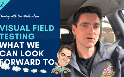 Visual Field Testing – What We Can Look Forward To | Driving with Dr. David Richardson – Series 2 Ep 07