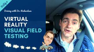 Virtual Reality Visual Field Testing