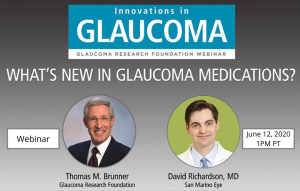 What's New in Glaucoma Medications (2020)