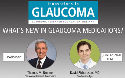What's New in Glaucoma Medications? Year 2020